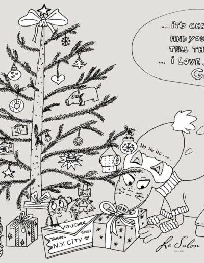 N°6 Christmas