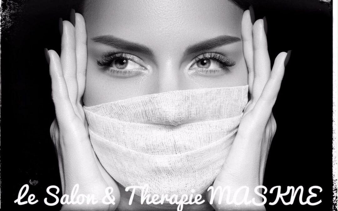 FFP2-Masken schaden der Haut – Was man dagegen tun kann!